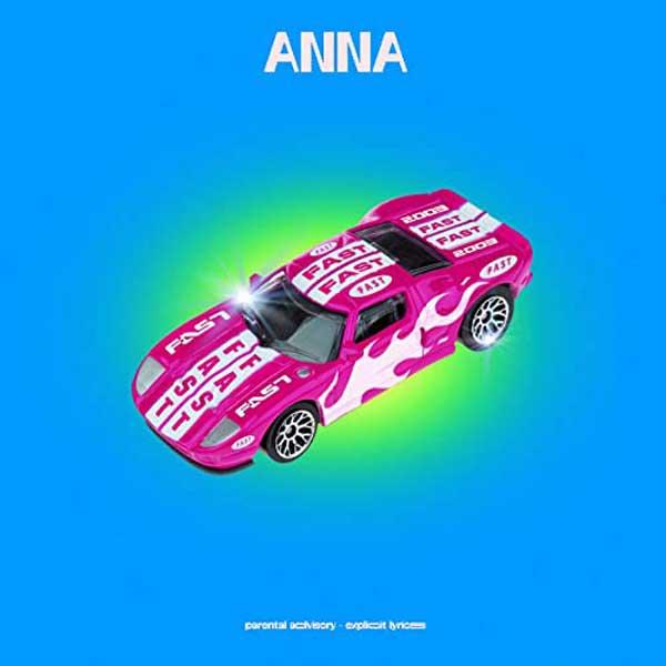 copertina brano fast by anna pepe