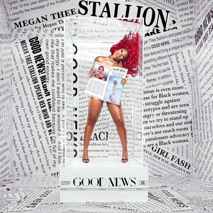 copertina album Good News