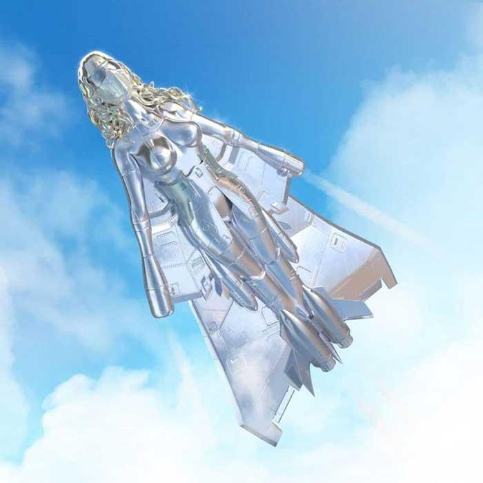copertina album il cielo non e un limite