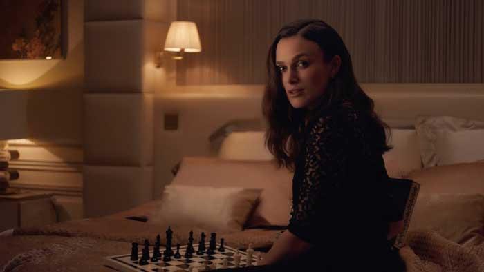 pubblicità Coco Chanel Mademoiselle 2020