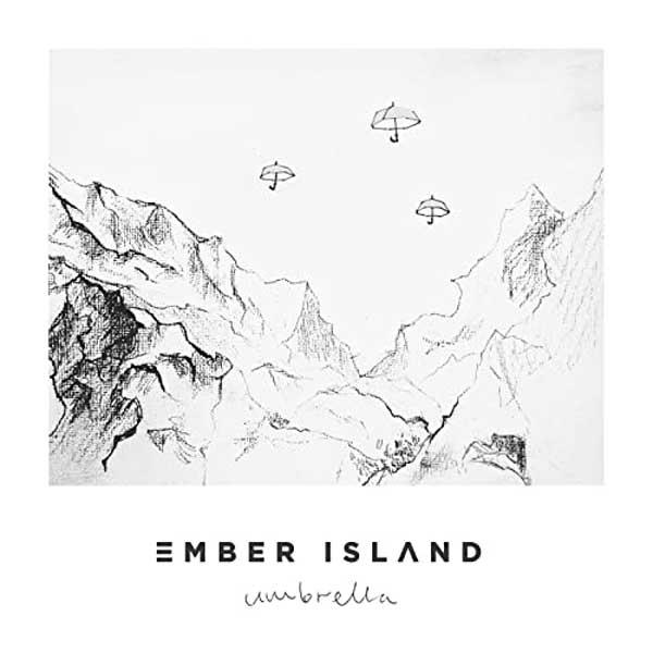 copertina canzone umbrella
