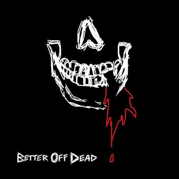 copertina brano Better Off Dead jaden