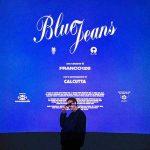 Blue Jeans copertina canzone franco126