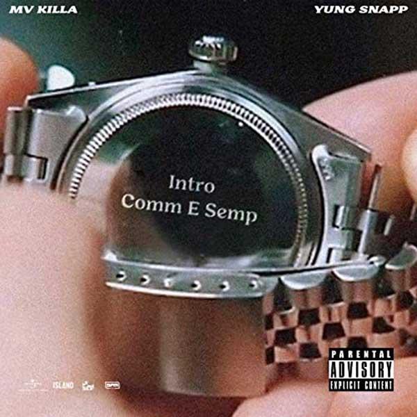 copertina brano INTRO COMM E SEMP