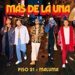 copertina canzone Más de la Una