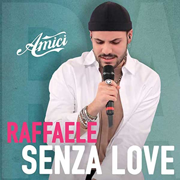 copertina brano senza love by Renda Raffaele