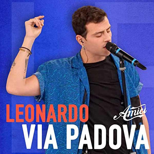 copertina brano via padova by leonardo lamacchia
