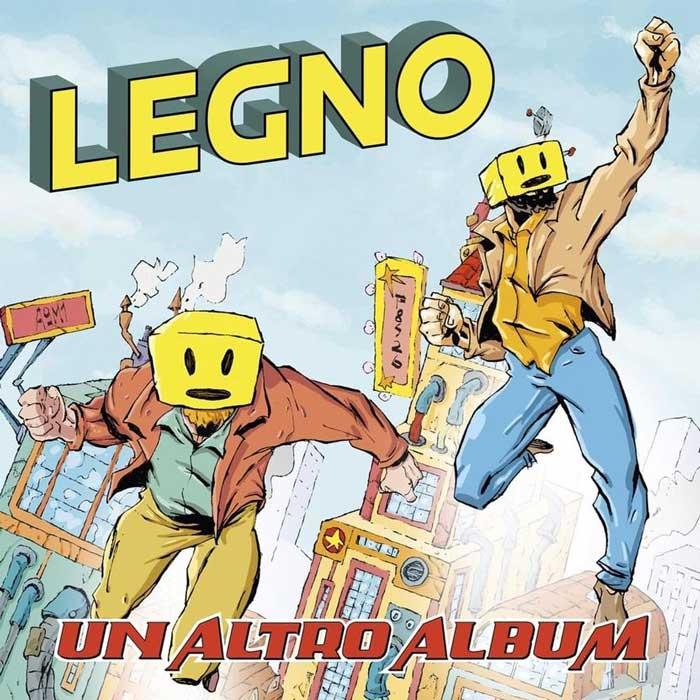 copertina un altro album