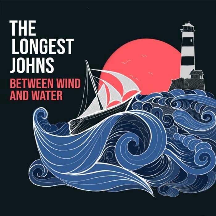 copertina album Between Wind and Water