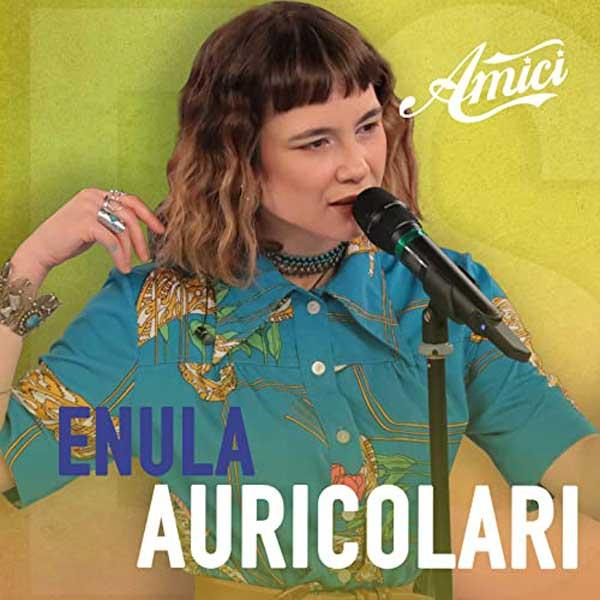 copertina canzone auricolari