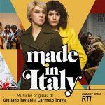 copertina colonna sonora serie tv made in italy