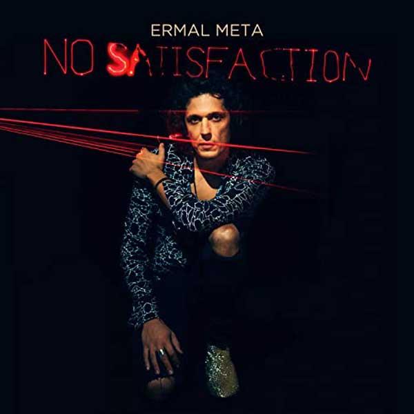 No Satisfaction copertina brano ermal