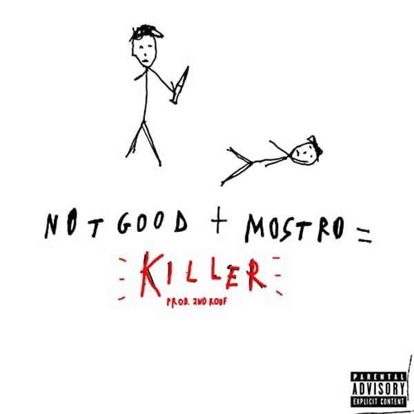 copertina brano killer