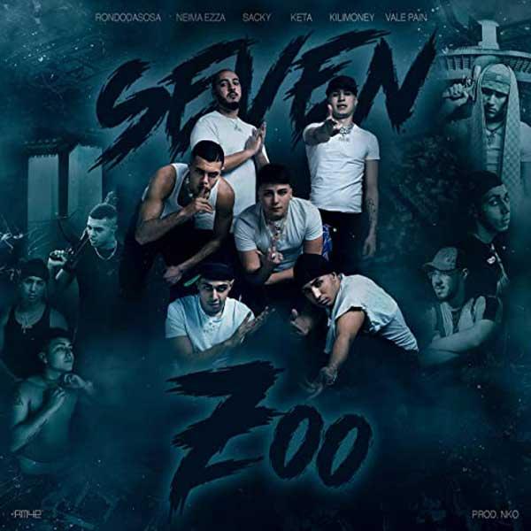 copertina brano seven zoo