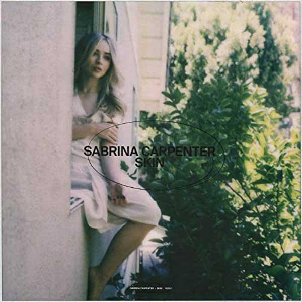 skin copertina canzone sabrina carpenter
