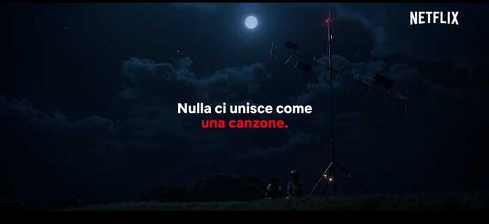 pubblicità netflix marzo 2021