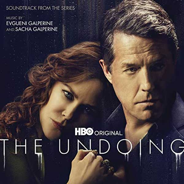 copertina colonna sonora serie the undoing