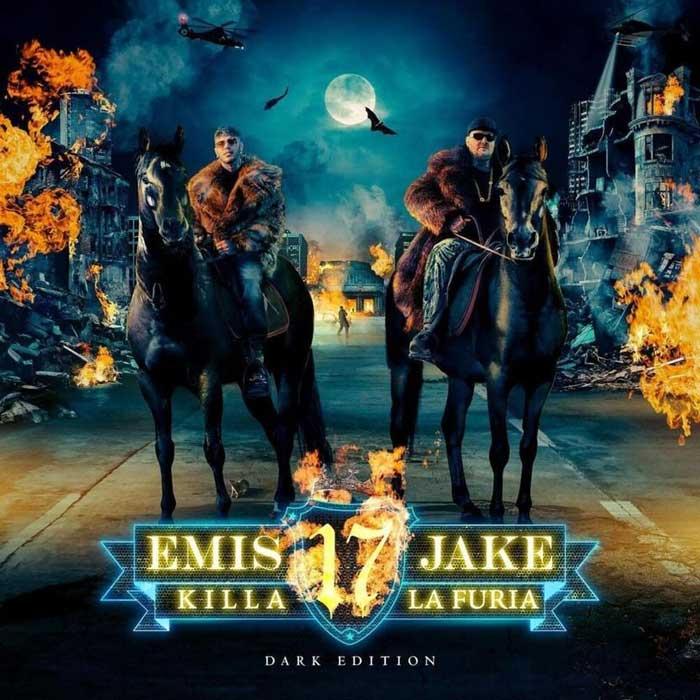 copertina album 17 Dark Edition