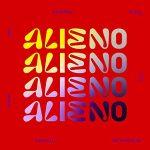 copertina brano Alieno