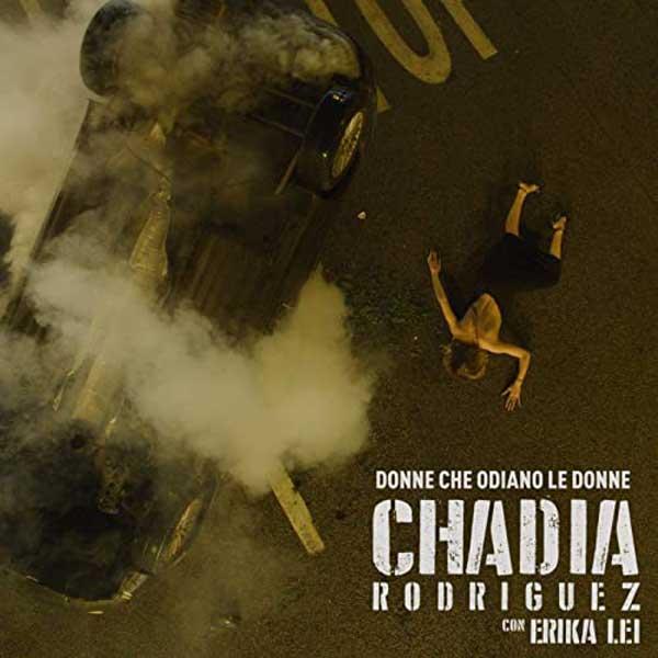 copertina brano Donne Che Odiano Le Donne by chadia rodriguez