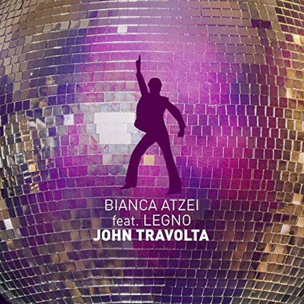 John Travolta copertina canzone Bianca Atzei