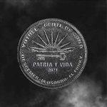 copertina brano patria y vida