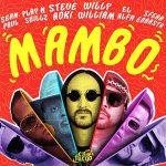 copertina brano mambo by steve aoki sfera ebbasta & co