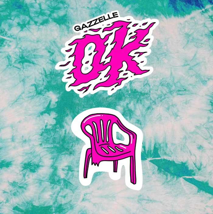 okay copertina canzone gazzelle