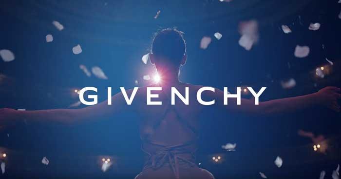pubblicità Givenchy Irresistible 2021