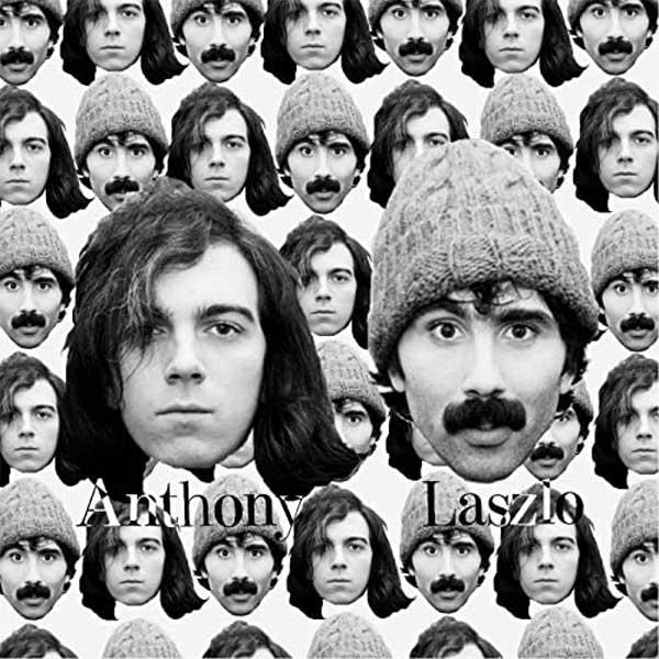 copertina album Anthony Laszlo
