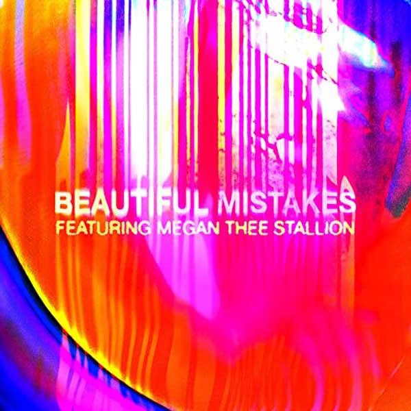 copertina brano beautiful mistakes