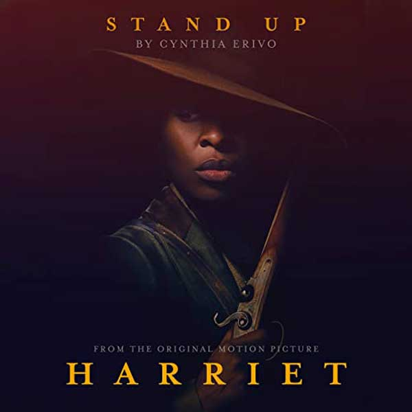 copertina canzone stand up