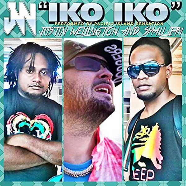 copertina canzone Iko Iko