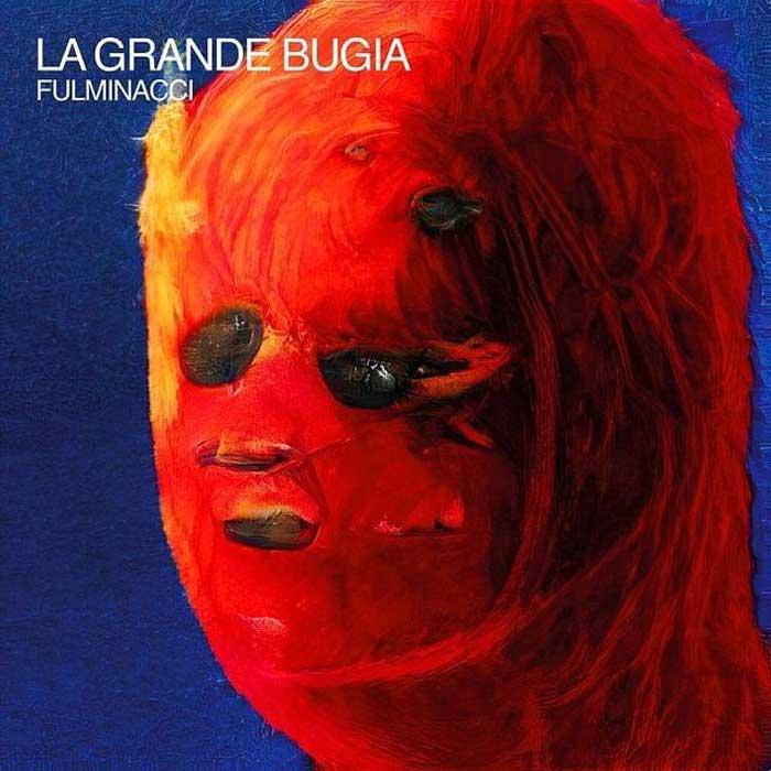 copertina brano La grande bugia