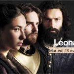 Leonardo serie televisiva rai 2021