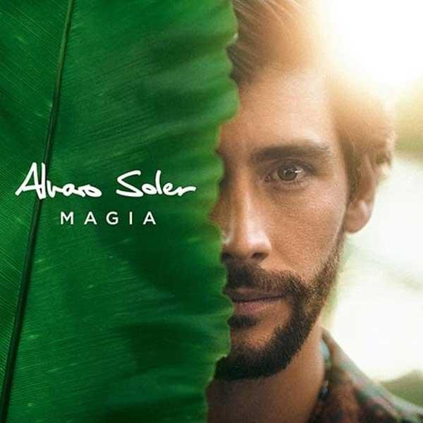 copertina brano magia by alvaro soler