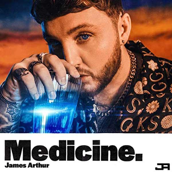copertina brano medicine