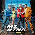 copertina brano Mi Niña Remix
