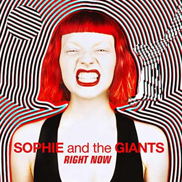 Right Now copertina brano SATG