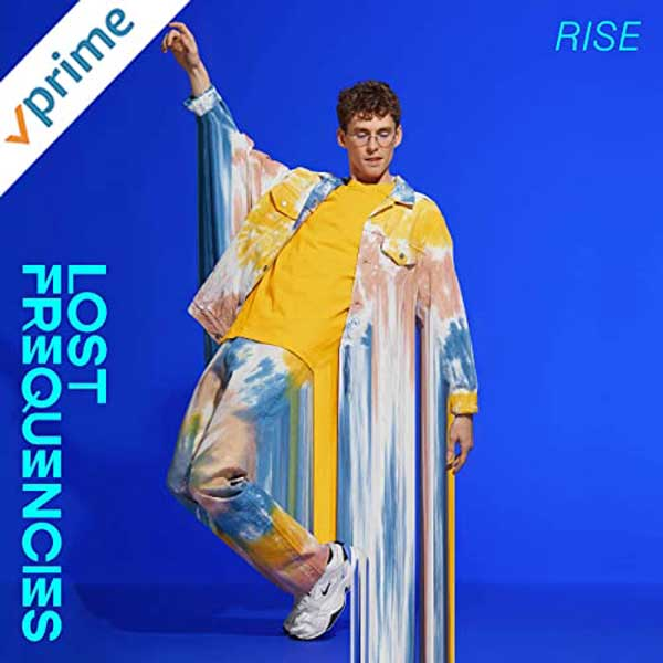copertina canzone Rise by Lost Frequencies