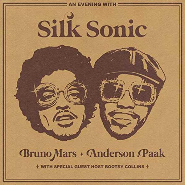 Bruno Mars Anderson .Paak Silk Sonic