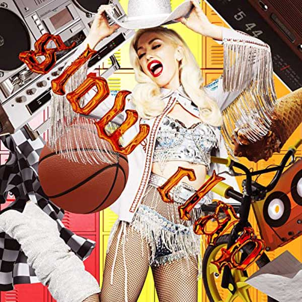 slow clap copertina canzone Gwen Stefani