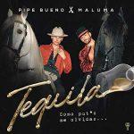 copertina brano Tequila
