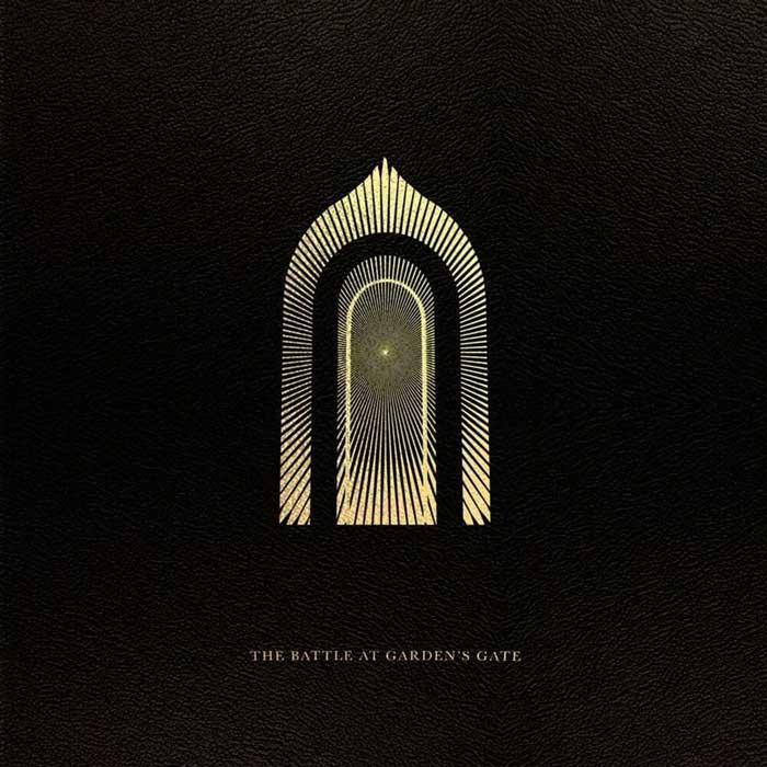 copertina album The Battle at Garden's Gate
