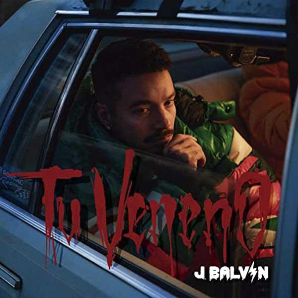 copertina brano tu Veneno di j balvin
