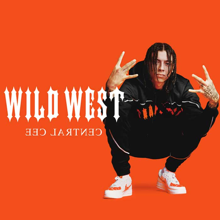copertina album Wild West