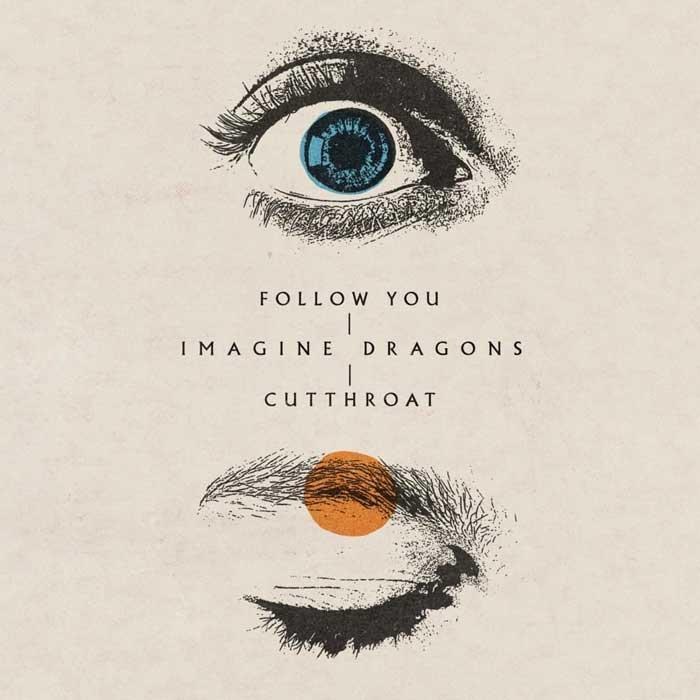 la copertina del doppio singolo Follow You e Cutthroat