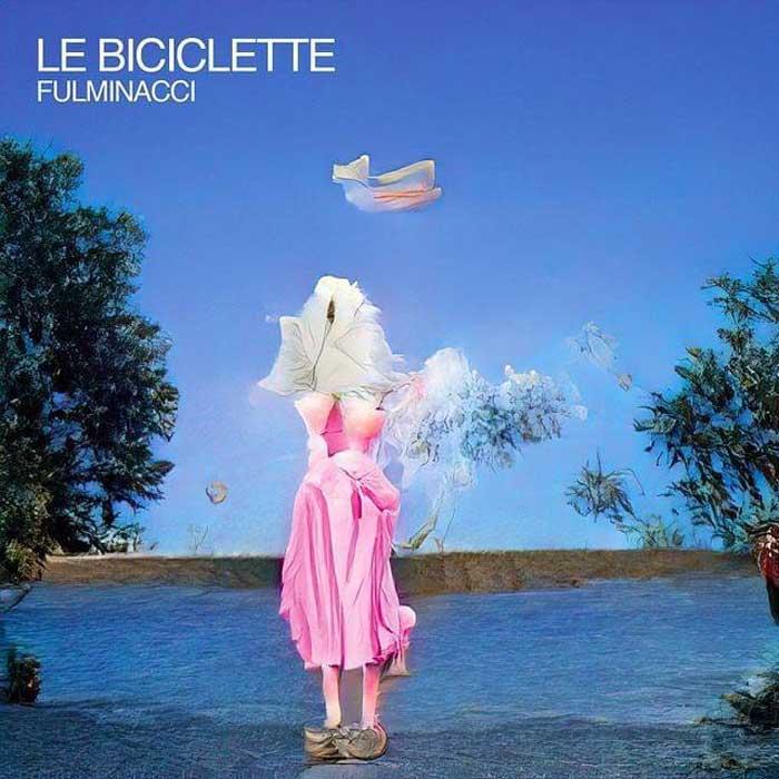 copertina canzone le biciclette