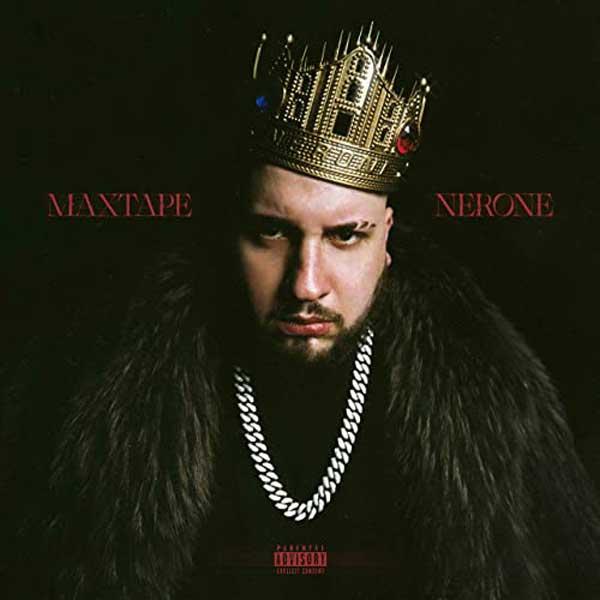 copertina maxtape, mixtape by nerone