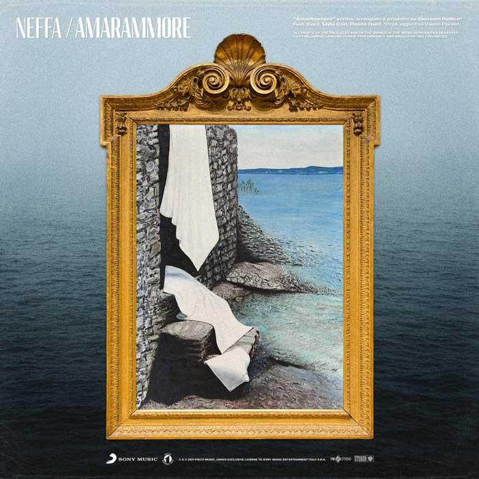 copertina album AmarAmmore